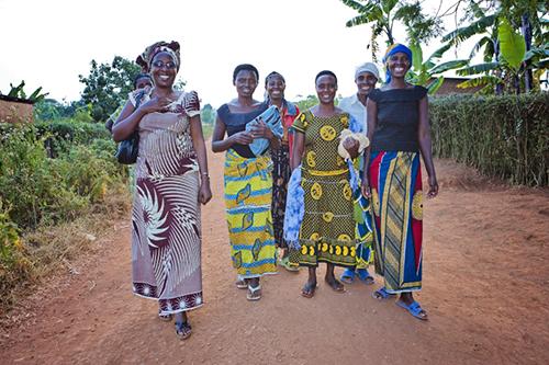 Rwanda July 2008